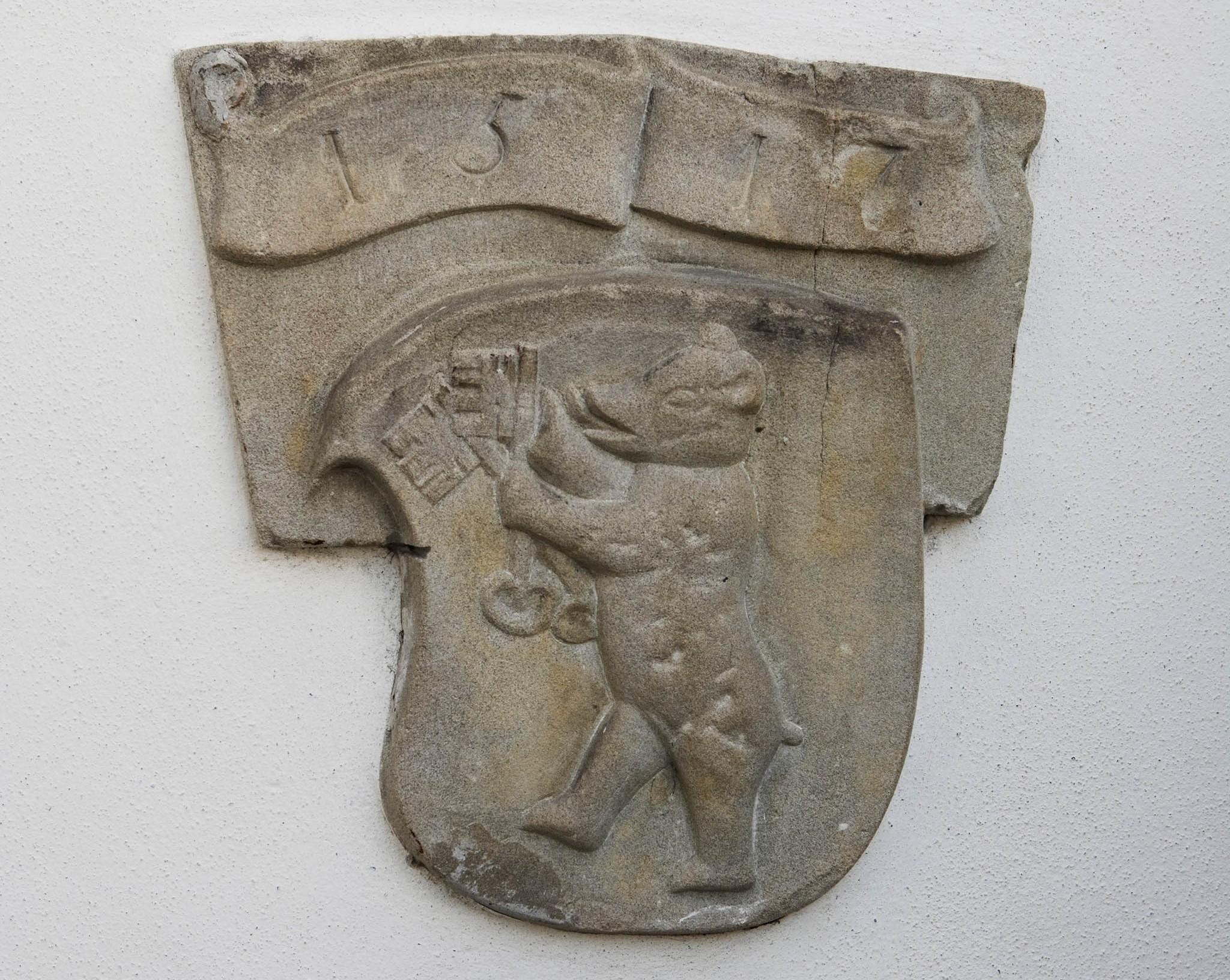 Päpstliche Schlüssel im Appenzeller Wappen