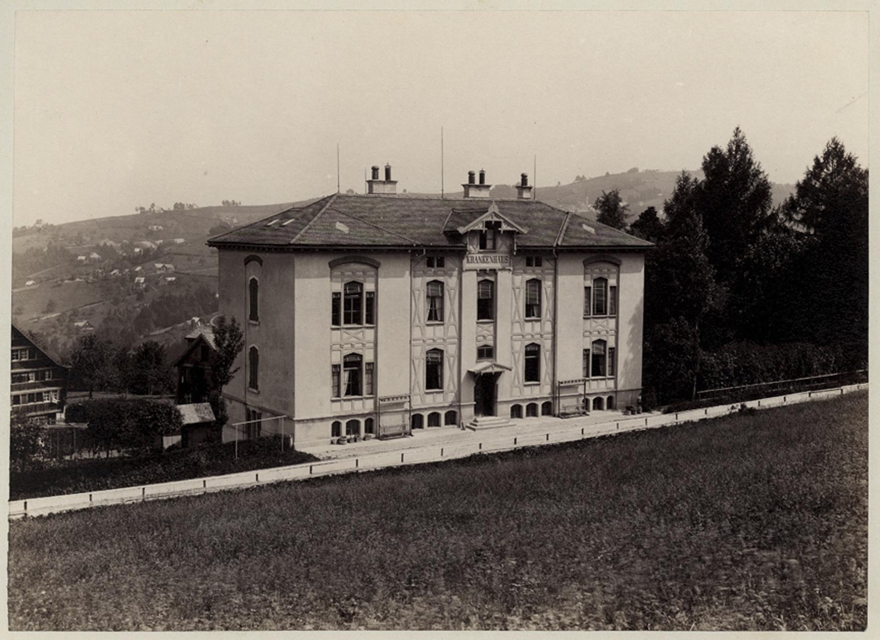 Spital Trogen