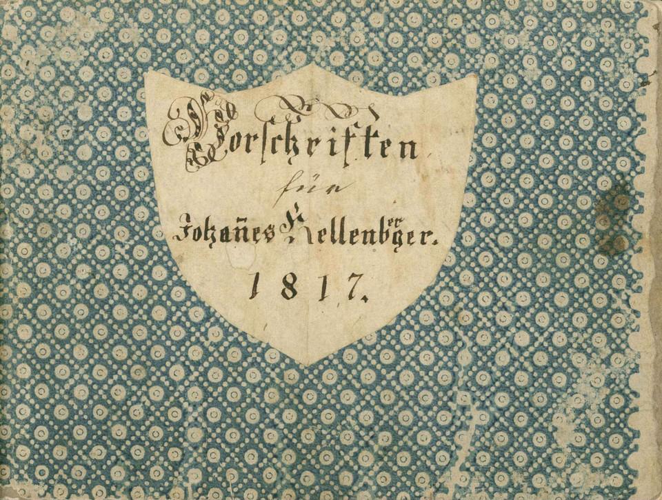 Vorschriften für Johannes Kellenberger aus Speicher