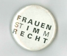 Button Frauenstimmrecht