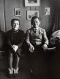 Porträt von Emil und Martha Longatti aus Rehetobel