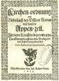 Kirchenordnung für Appenzell Ausserrhoden