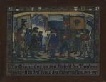 Aquarell von Heinrich Herzig zur 400-Jahr-Feier