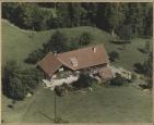 Luftaufnahme der Liegenschaft Hohrüti 35 im Speicher