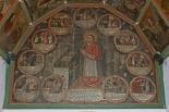 Heiligenvita des Karl Borromäus in der Steig-Kapelle