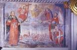Pestbild in der Pfarrkirche Appenzell