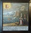 Chronist Johann Baptist Sutter in Seenot