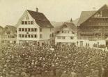 Innerrhoder Landsgemeinde 1887