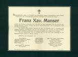 Milchler Franz Xaver Manser stirbt in Kroatien