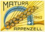 Maturakarte 1942