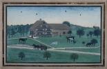 Johann Jakob Heuscher: Portrait eines Bauernhofs