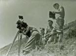 Bergsteigerfilm von den Kreuzbergen