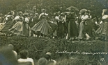 Trachtenfest 1920 in Appenzell