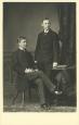 Die Brüder Arthur und Howard Eugster aus Speicher