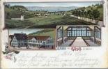 Gruber Postkarte für Touristen