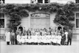 Notspital für KZ-Häftlinge