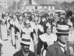 Trachtenfest 1924 in Appenzell