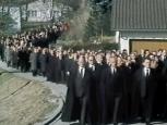 Begräbnis von Landammann Raymond Broger