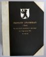 Ein Urkundenbuch zum Jubiläum