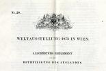 Weltausstellung in Wien